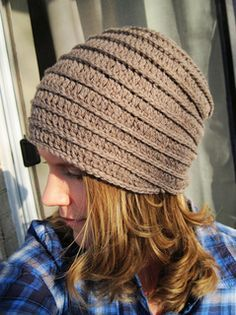 The Yo-Yo hat is worked from the top down in continuously crocheted spiral rounds. You decide whether to finish it with stocking cap shaping or cloche shaping. The slipped-stitch surface detail is worked after the hat body is complete. Watch out – you will not be able to make just one! Yo-Yo uses Knit Picks' Swish Worsted yarn, making it a soft and practical choice for children and adults; this pattern includes 7 sizes from preemie to large adult so no one will be left out of the fun!