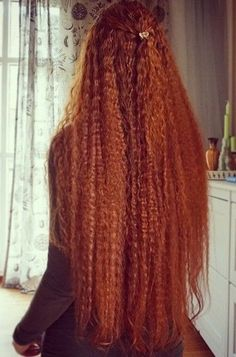 love her hair ♥ - Beauty Galerien Long Red Hair, Super Long Hair, Brown Hair, Black Hair, Beautiful Long Hair, Gorgeous Hair, Couleur Ombre Hair, Hair Inspo, Hair Inspiration