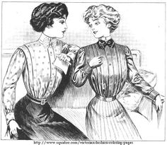 I *will* have a blouse like this.
