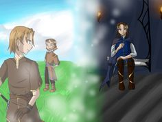 Boromir and Faramir by Rina-from-Shire on deviantART