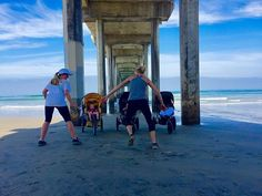 The Scripps pier is a common landmark and photo op for tourist and locals, and this is where we get our sweat on! How gorgeous was today? . . . . . #lajolla #strollerstrides #fit4mom #lajollashores #themotherhoodisreal #paradise #fitmom #lajollalocals #sandiegoconnection #sdlocals - posted by La Jolla Fit4mom  https://www.instagram.com/lajollafit4mom. See more post on La Jolla at http://LaJollaLocals.com
