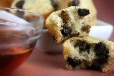 Mini Maple Pancake Muffins by Bakerella.