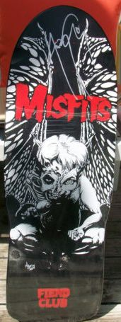 DECK OF THE DAY | MISFITS | FIEND CLUB