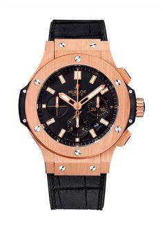 Big Bang Gold 44mm Chronograph watch from Hublot