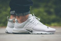 The famous Nike Air Presto, watch out for fakes. Checkout the 29 point step-by-step guide on spotting fakes on goVerify. Addidas Sneakers, Loafer Sneakers, Best Sneakers, Nike Shoes Tumblr, Nike Air Max, Nike Flyknit Trainer, Cute Nikes, Mens Fashion Shoes, Men's Fashion