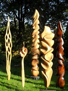 Will Schropp: Garden Sculptures