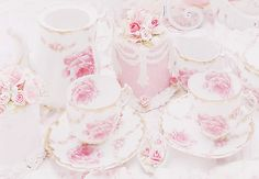 Pastel and Pink Shabby Vintage, Vintage Pink, Birthday Goals, Sweet Magnolia, Fun Cup, Everything Pink, Pink Aesthetic, Princess Aesthetic, Girly Things