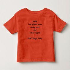 Halloween Vegan Baby Toddler T-shirt - Halloween happyhalloween festival party holiday