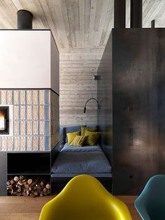Ambience Awards - Mads Mogensen http://decdesignecasa.blogspot.it.  Love the colors.