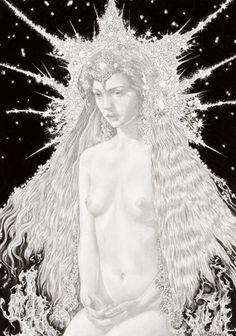 Koliada is, in Slavic mythology, the name of a Goddess of the Night (and Sky)…