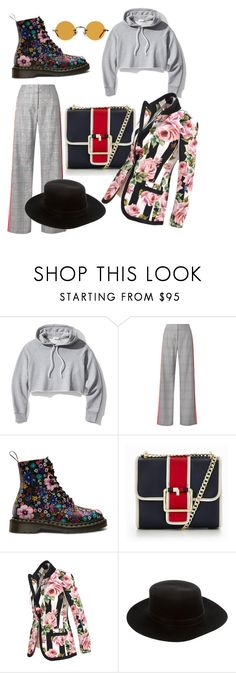 """Untitled #9"" by lada15-99 on Polyvore featuring Frame, Monse, Tommy Hilfiger, Dolce&Gabbana, Janessa Leone and Hakusan"