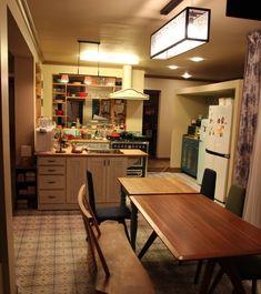 Drama interior-it's okay, it's love peeking the interior ~ -INSIDE Korea JoongAng Daily It's Okay That's Love, Its Okay, Korea, Drama, Interior, Table, Furniture, Home Decor, Its Ok