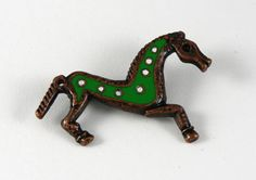 Romano-British Horse Brooch Medieval Jewelry, Viking Jewelry, Ancient Jewelry, Antique Jewelry, Historical Artifacts, Ancient Artifacts, Roman History, Art History, Ancient Rome