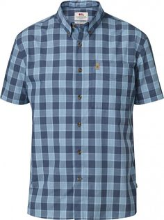 Övik Button Down Shirt SS