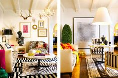 my design ethos: Eclectic collected spaces