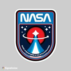 Retro NASA Mission Patches - My Modern Met
