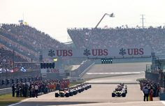 Round 3, UBS Chinese Grand Prix 2013, Race, Formation Lap