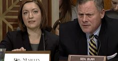 In this video, Sen. Richard Burr (R-N.C.) tried to stump Dr. Danielle Martin for the third time at a hearing of global health experts, she finally gave him back a little guff, with a big old dose of facts.