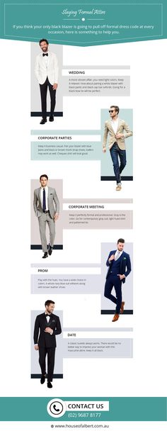 Slaying Formal Attire - Tailoring Services