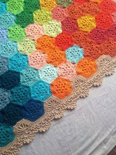 Ravelry: Geometric Lace pattern by BabyLove Brand