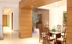 Traditional Dining Room Design by Amit Khanna, Architect in New Delhi, Delhi, India