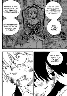 Fairy Tail Manga Kapitel 465