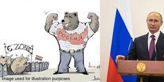 Russian embassy mocks Westerners as 'gay pigs'