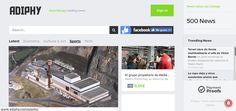 Adiphy - Gana dinero por leer noticias en internet