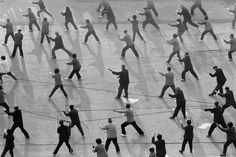 Rene Burri CHINA. Shanghaï. 1989.