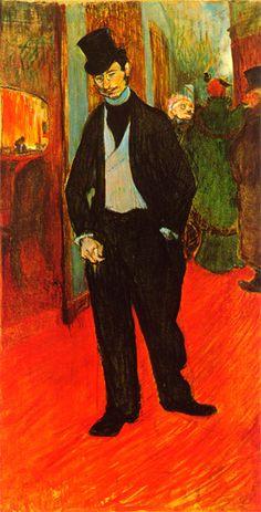 Le Docteur Gabriel Tapie (1894). Henri de Toulouse-Lautrec