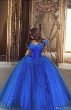 Princess Quinceanera Dresses Off the Shoulder Royal Blue Organza Ball Gown Prom Dresses Sweet 16 Dresses,MB 82 Blue Ball Gowns, Ball Gowns Prom, Ball Dresses, Evening Dresses, 15 Dresses, Formal Dresses, Dresses Art, Short Dresses, Girls Dresses