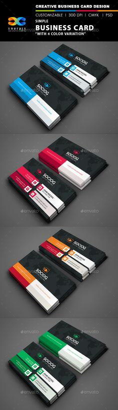 Simple Business Card Template PSD | Buy and Download: http://graphicriver.net/item/simple-business-card/8927895?WT.ac=category_thumb&WT.z_author=-axnorpix&ref=ksioks