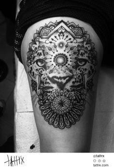 Mark Noel - Cheetah Mandala