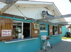 Shark Shack In Atlantic Beach Is A Great Place To Get Grouper Sandwich