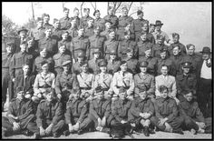 Camp X   Canadian Staff 1943. Maybe you did not know it but your Grandfather or Grandmother could have worked at Camp X!