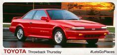 #Throwback Thursday: 1988 Toyota Corolla GT-S
