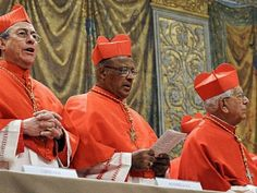 South African Cardinal Slams Obama's State of the Union Address,AP   SO DO WE THE PEOPLE OF THE USA THAT HE HIJAKED OUT GOVERNMENT!! WE DESPISE HIM!!