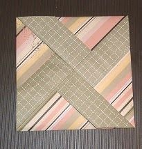 Mary Lee's Stamping: Another card fold