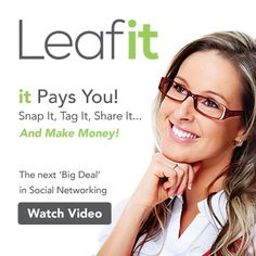 Don't miss out on this money making opportunity! Join FREE today! https://www.leafit.biz/Teamshepard