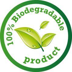 Généralement, le terme biodégradable est perçu de façon positive par le consommateur, qui trop souvent considère que ce qui est biodégradable peut magiquement disparaître. Il faut rappeler que tout est potentiellement biodégradable; ce n'est qu'une question de temps.