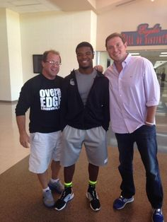 Thanks to Damien Harris for joining us on KSR! One of the most mature, poised recruits we've ever heard.