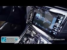 Lincoln Continental Concept with SPD-SmartGlass Technology. Get rid of glare and heat with the touch of a button in your car!