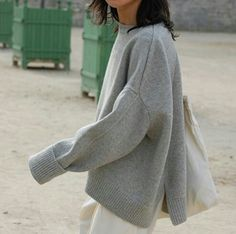 Epic oversize sweater