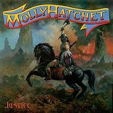 'Justice' is the twelfth studio album, released in 2010.