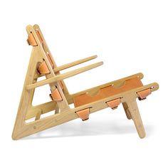 Великолепные кресла от дизайнера Borge Mogensen