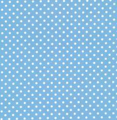 Dots in Blue / DELILAH Fabric by Tanya Whelan /1 Yard by mimis. $9.50, via Etsy.