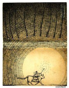 Jon Carling illustration