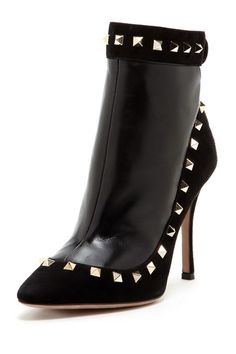 Valentino Studded High Heel Bootie by Non Specific on @HauteLook  I am crying right now. Tears steadily streaming down my cheeks.