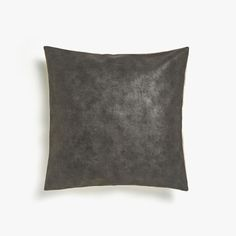 Image of the product Worn-effect cushion cover