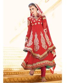 Get latest collection of #Anarkali_Suits Only at #Shoppers99